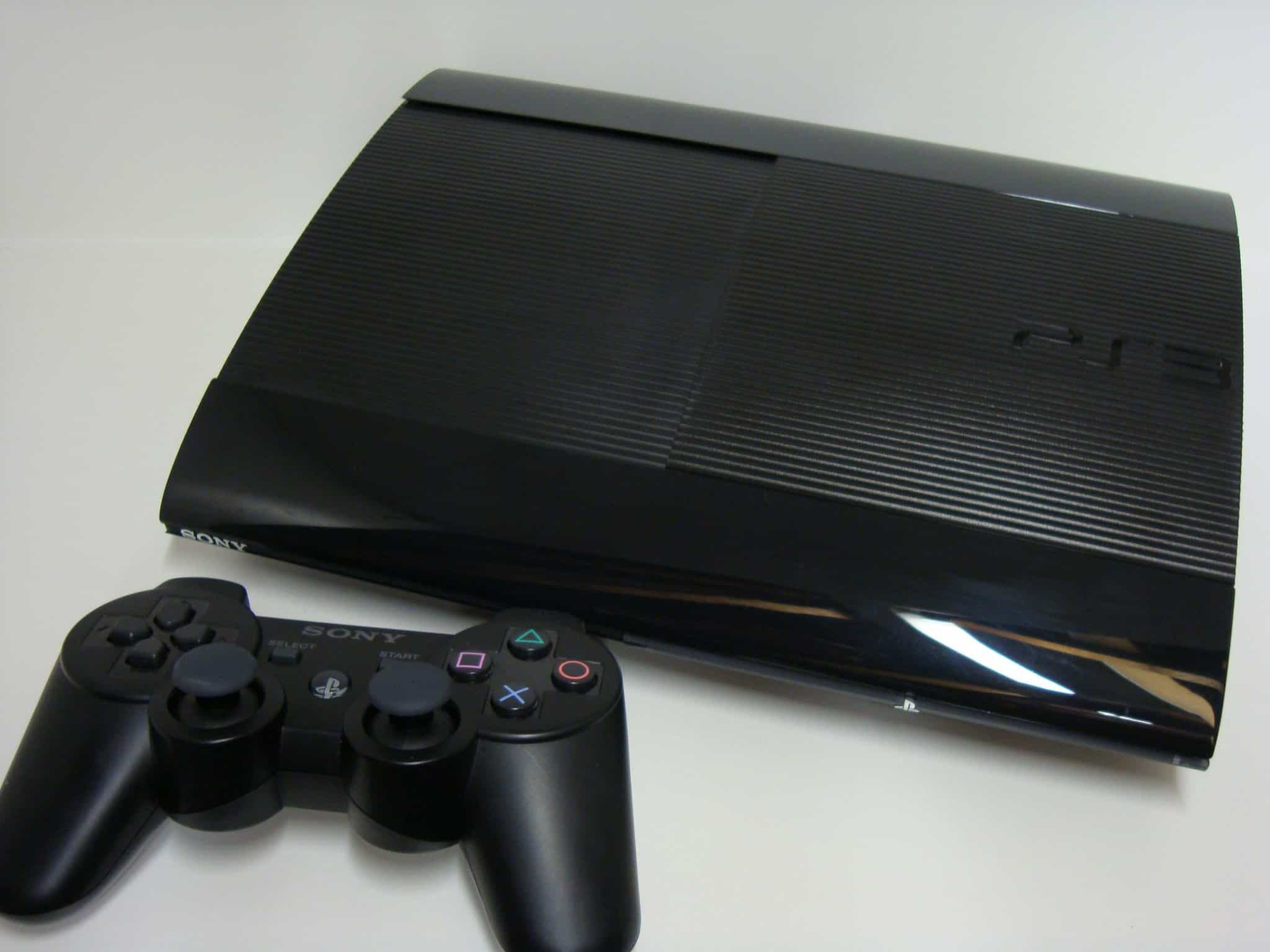 Super Slim Playstation 3 : Biareview playstation super slim