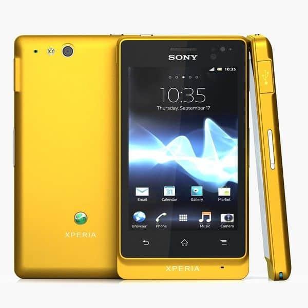 Gratis Nedladdning Smileys Sony Xperia V