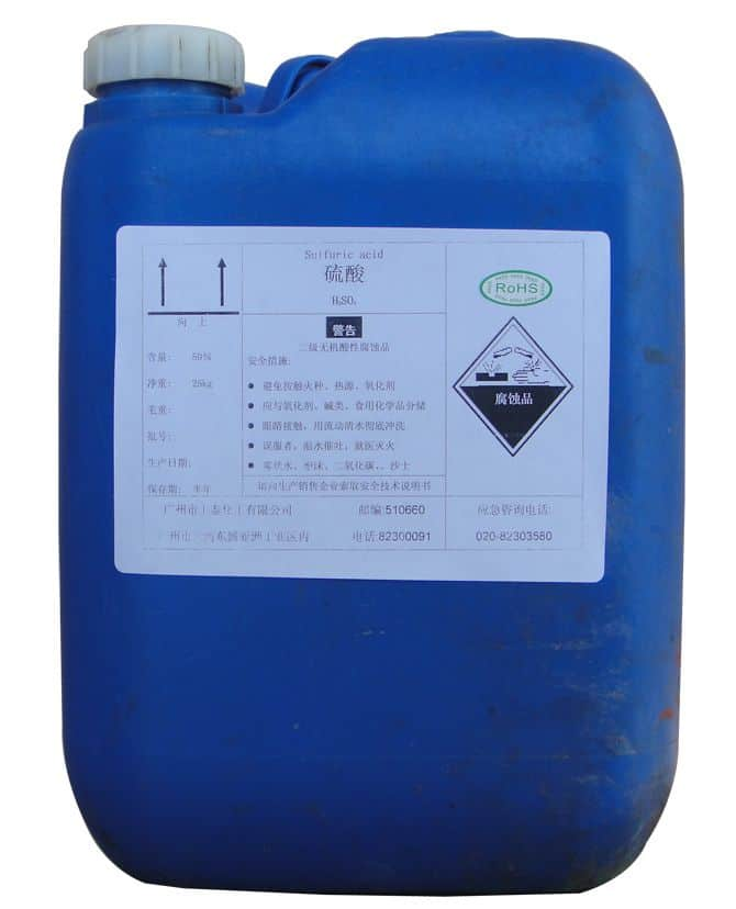 bán buôn Axit Sunfuric giá rẻ đại lý phân phối H2SO4 giá rẻ toàn quốc
