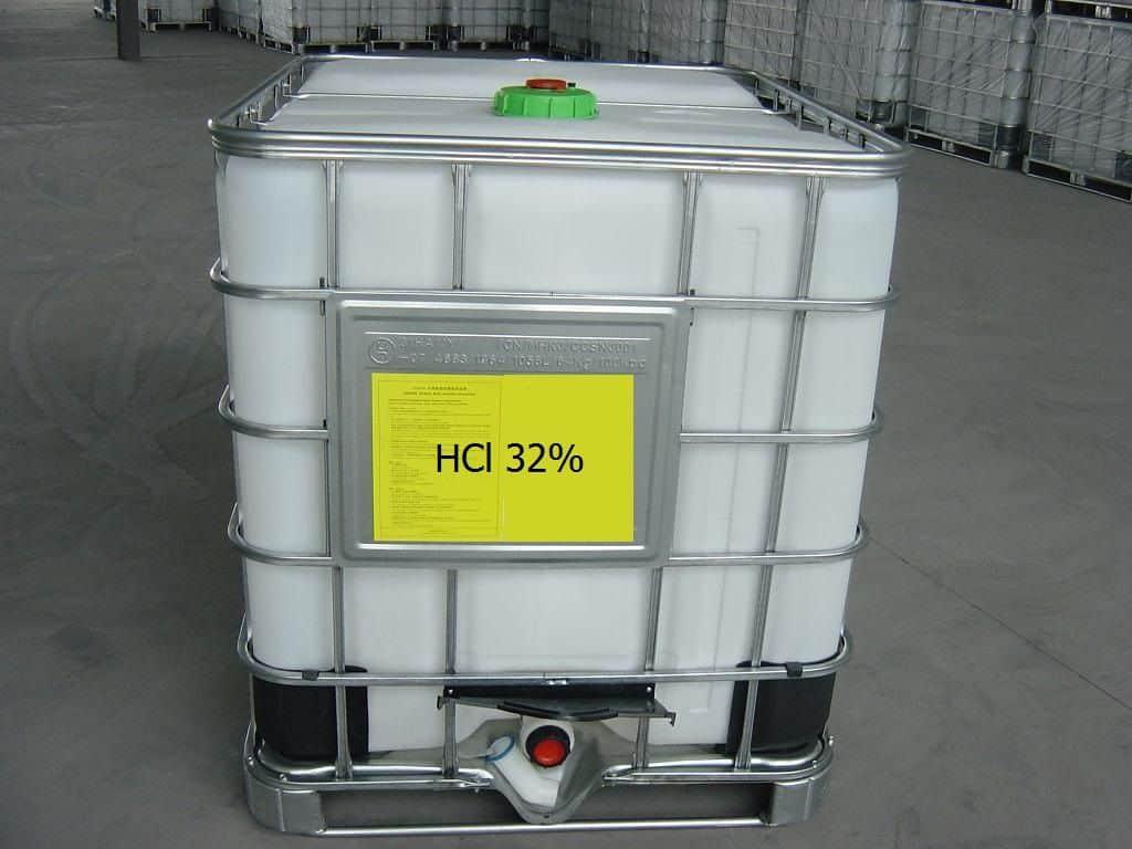 bán buôn Axit clohydric giá rẻ đại lý phân phối HCl giá rẻ toàn quốc