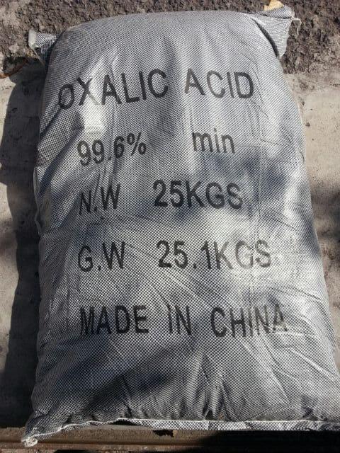 bán buôn Axit Oxalic giá rẻ đại lý phân phối Axit Oxalic giá rẻ toàn quốc