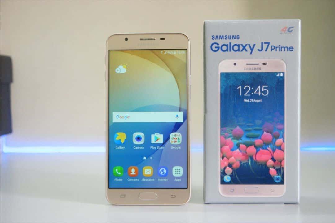 Biareview Com Samsung Galaxy J7 Prime