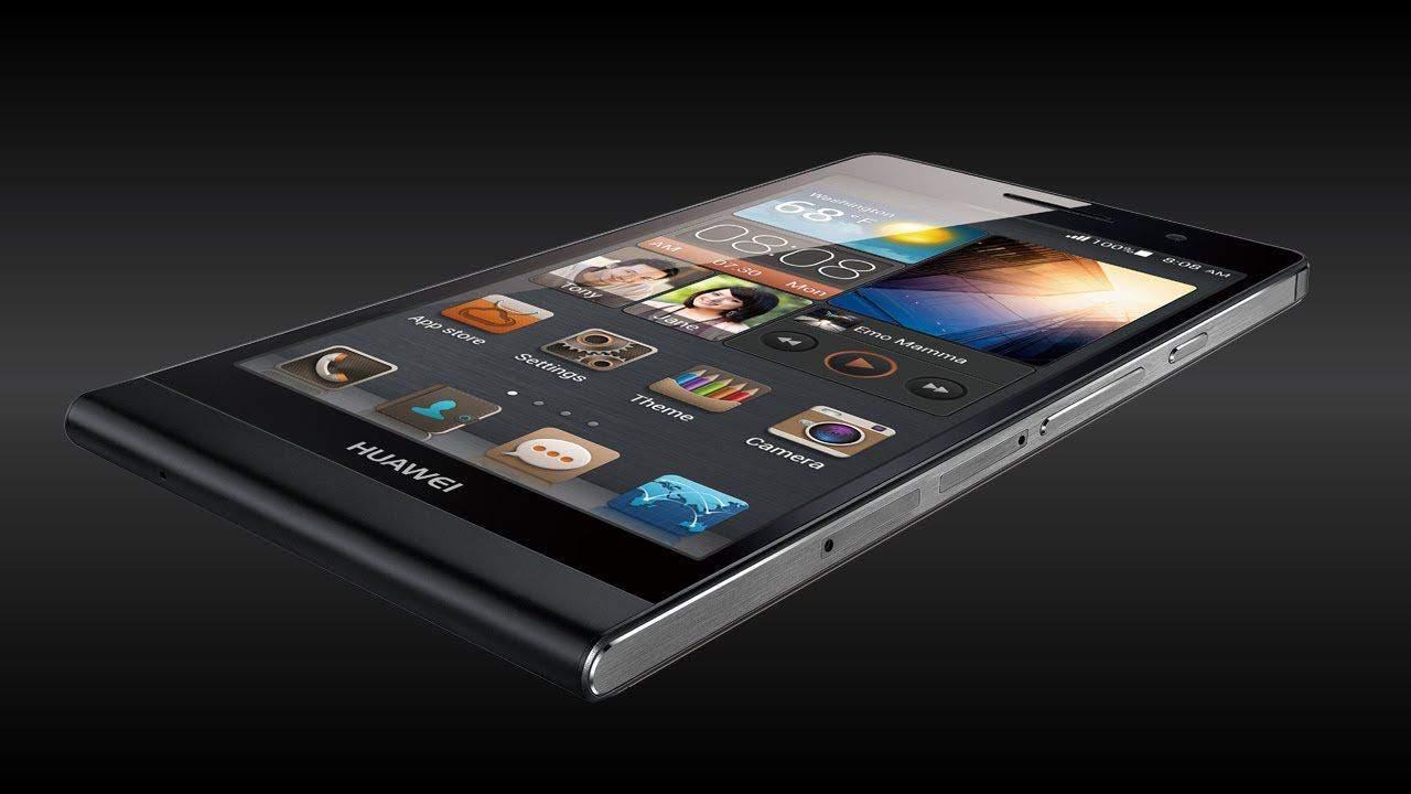 🔥 Huawei Ascend P6 Firmware & OTA | Carbon Tesla