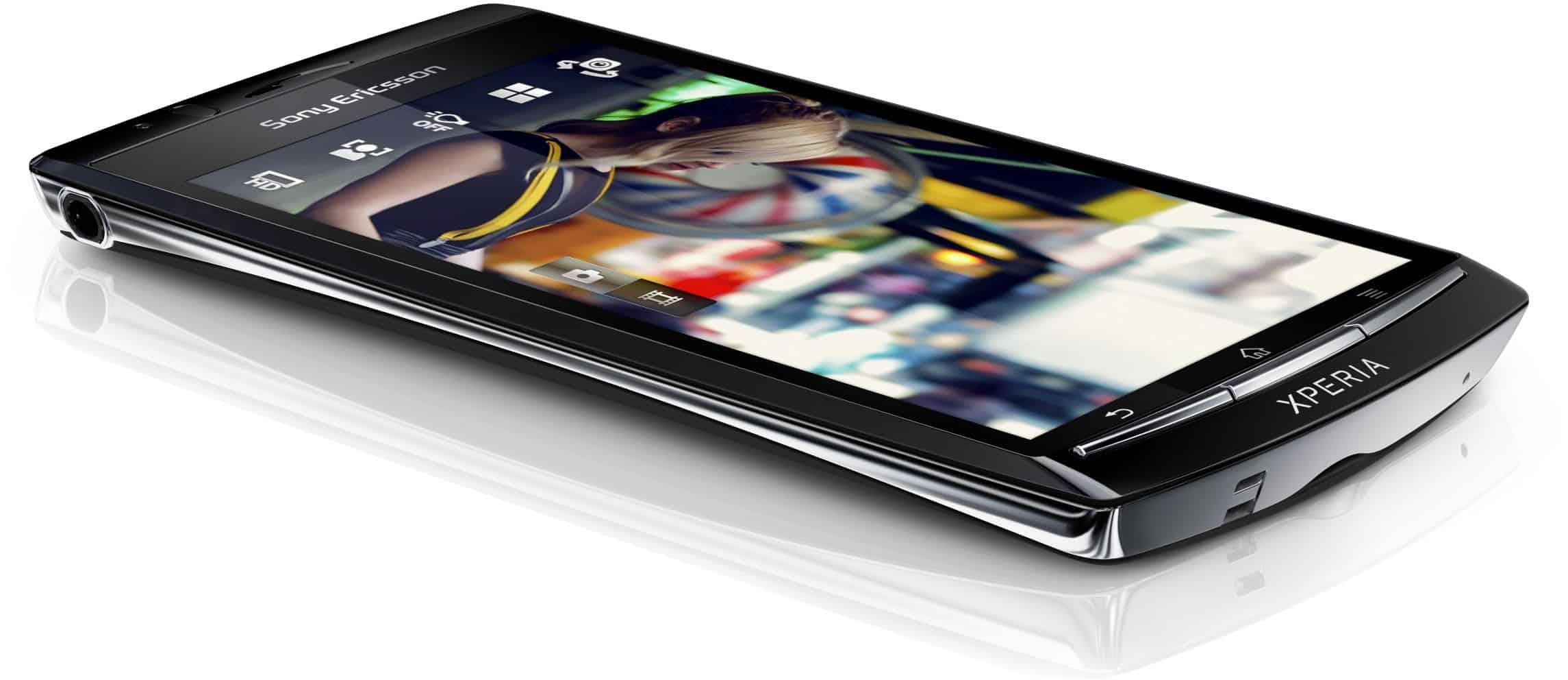 Biareviewcom Sony Ericsson Xperia Arc