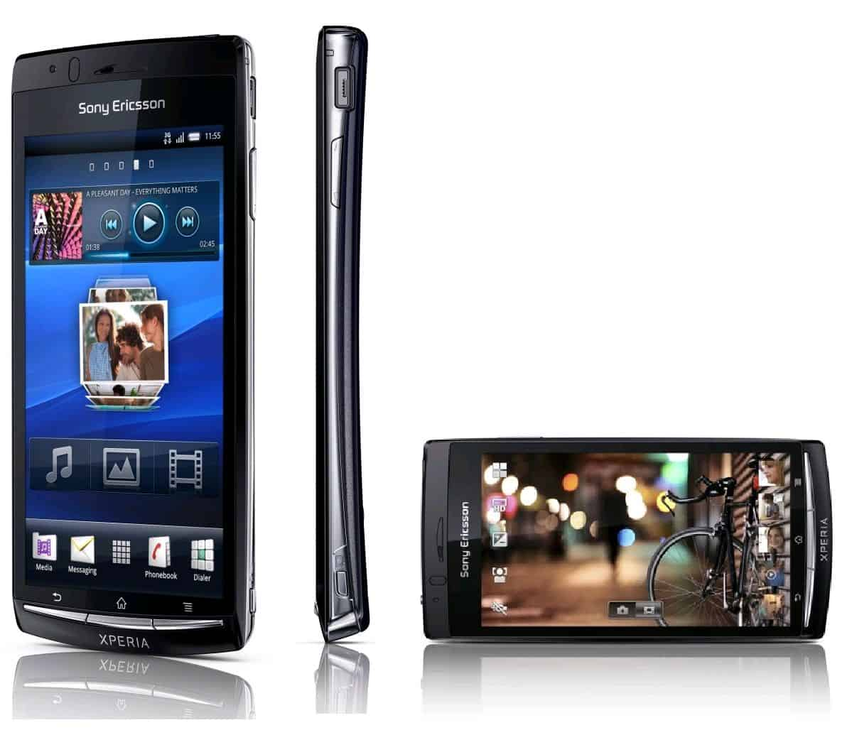 sony ericsson xperia arc s lt18i 4.0.4 firmware download