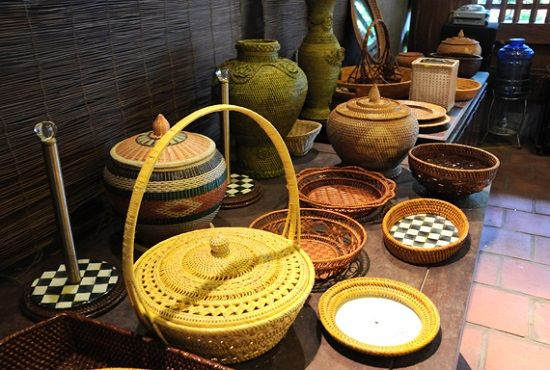 Wholesale Bamboo And Rattan Handicraft Vietnam