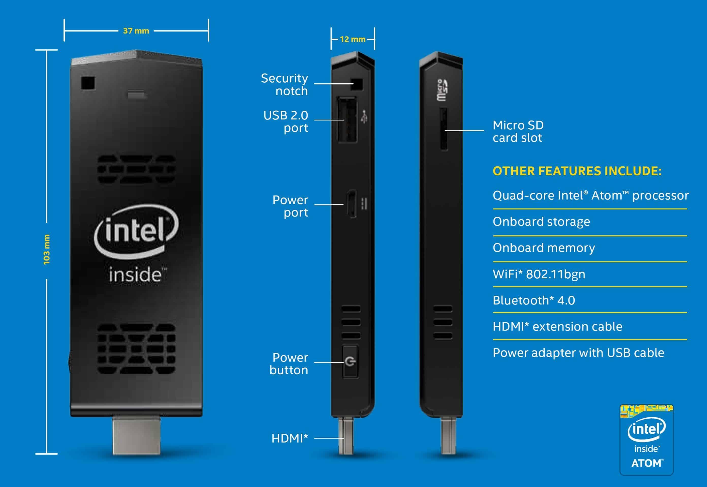 Biareview Com Intel Compute Stick