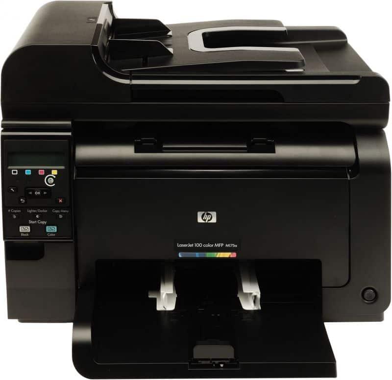 Hp Laserjet Pro 100 M175nw Driver