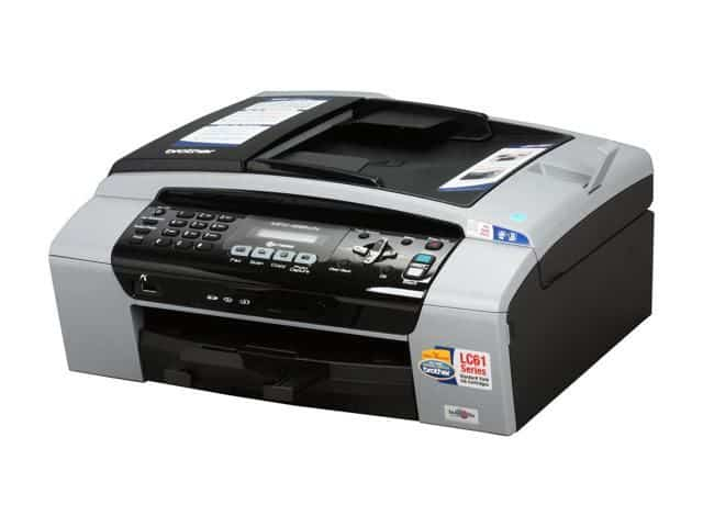 brother printer scan network firmware update