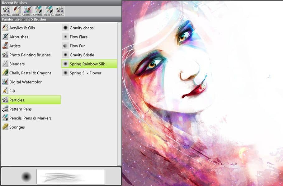 Get a massive 41% off Corel Painter | Creative Bloq