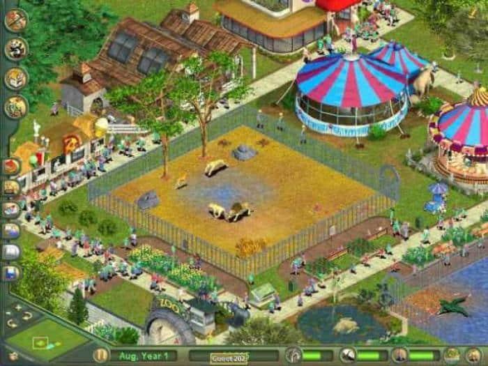 Biareview com - Zoo Tycoon