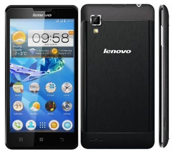 Biareview com - Lenovo P780