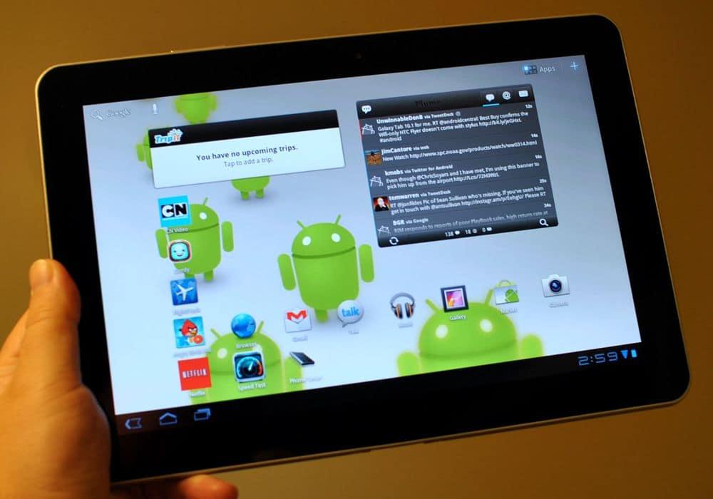 Tablet PC Supporto Auto Supporto Dischi 10.1 pollici nera VODAFONE TAB prime 7