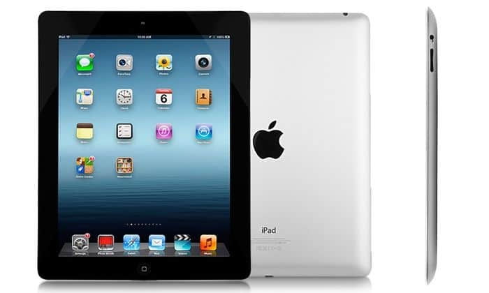Original OEM iPad 4 A1458 Housing Aluminum Frame w serial number Wifi Only