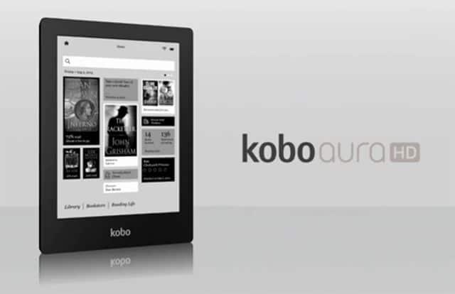 Style magnifique grande vente luxuriant dans la conception Biareview.com - Kobo Aura HD