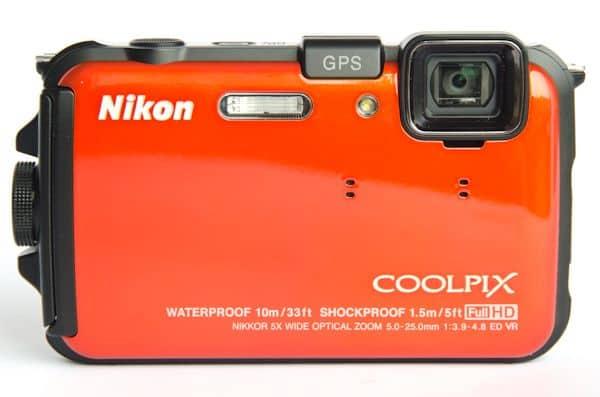 Cámara Digital Cargador de batería para Nikon Coolpix AW100s AW120s AW110s AW130
