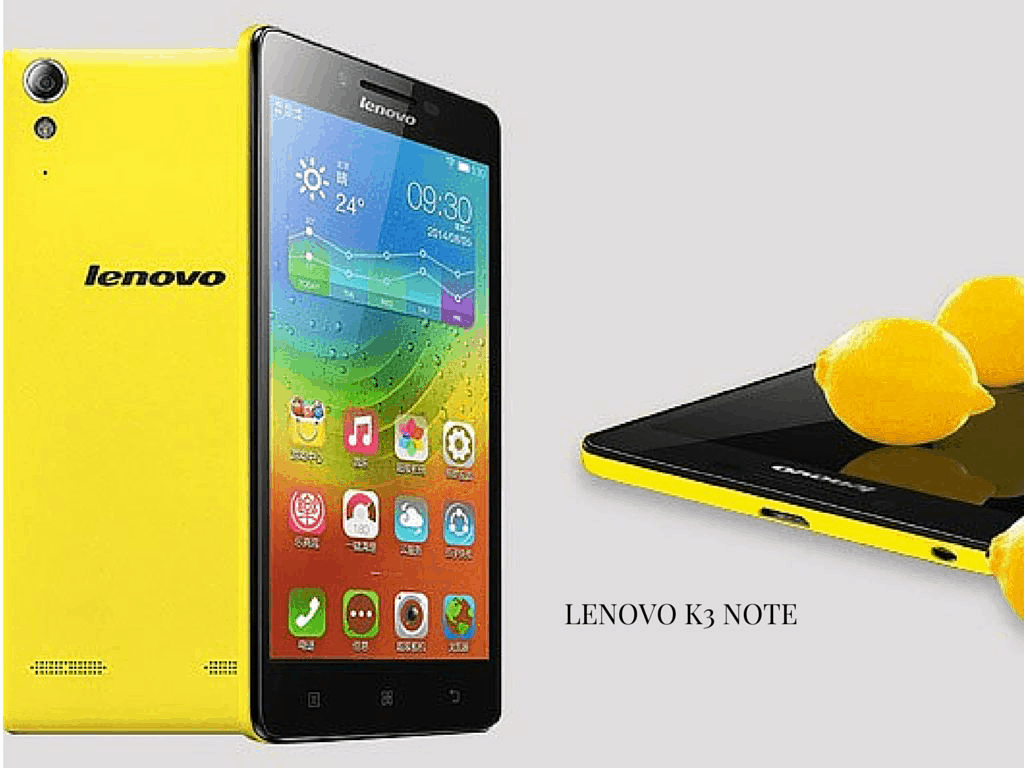 Biareview.com - Lenovo K3 Note