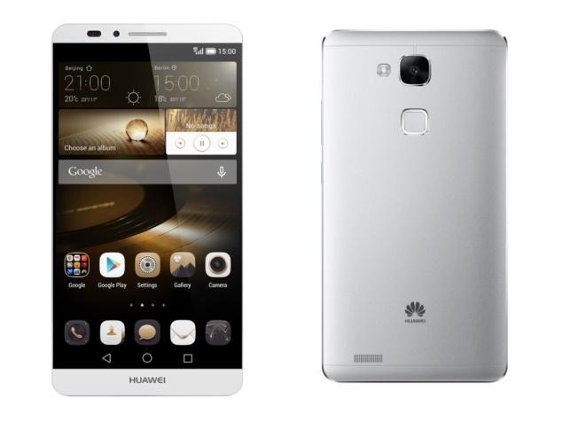 Biareview Com Huawei Mate 7