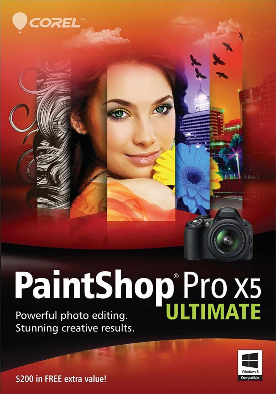 Biareview Com Paintshop Pro X5