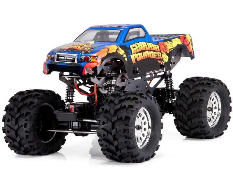 Biareview com - RC Truck Monster
