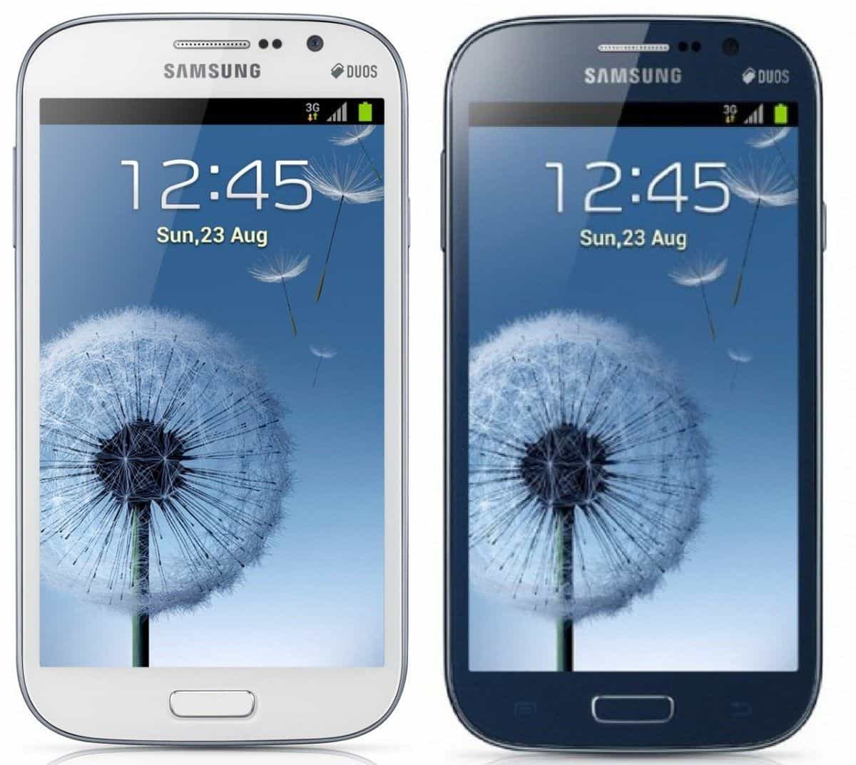 huge discount efeb3 79ee5 Biareview.com - Samsung Galaxy Grand Duos