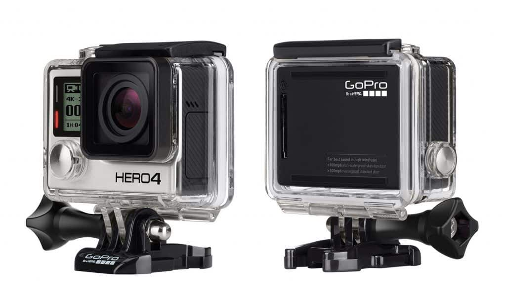 Biareview Com Sony Action Cam Fdr X1000v And Gopro Hero 4 Black