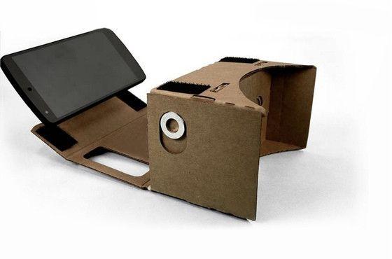 Biareview Com Google Cardboard Vr