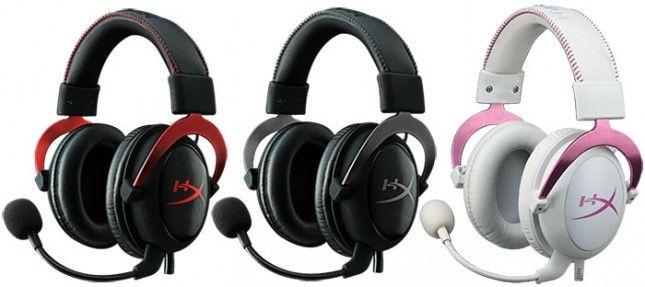 HyperX Cloud Revolver Casque Gaming pour PC//PS4//Mac//Mobile Bronze