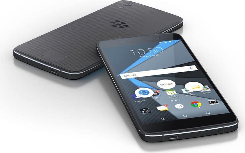 Blackberry Dtek50 Anleitung