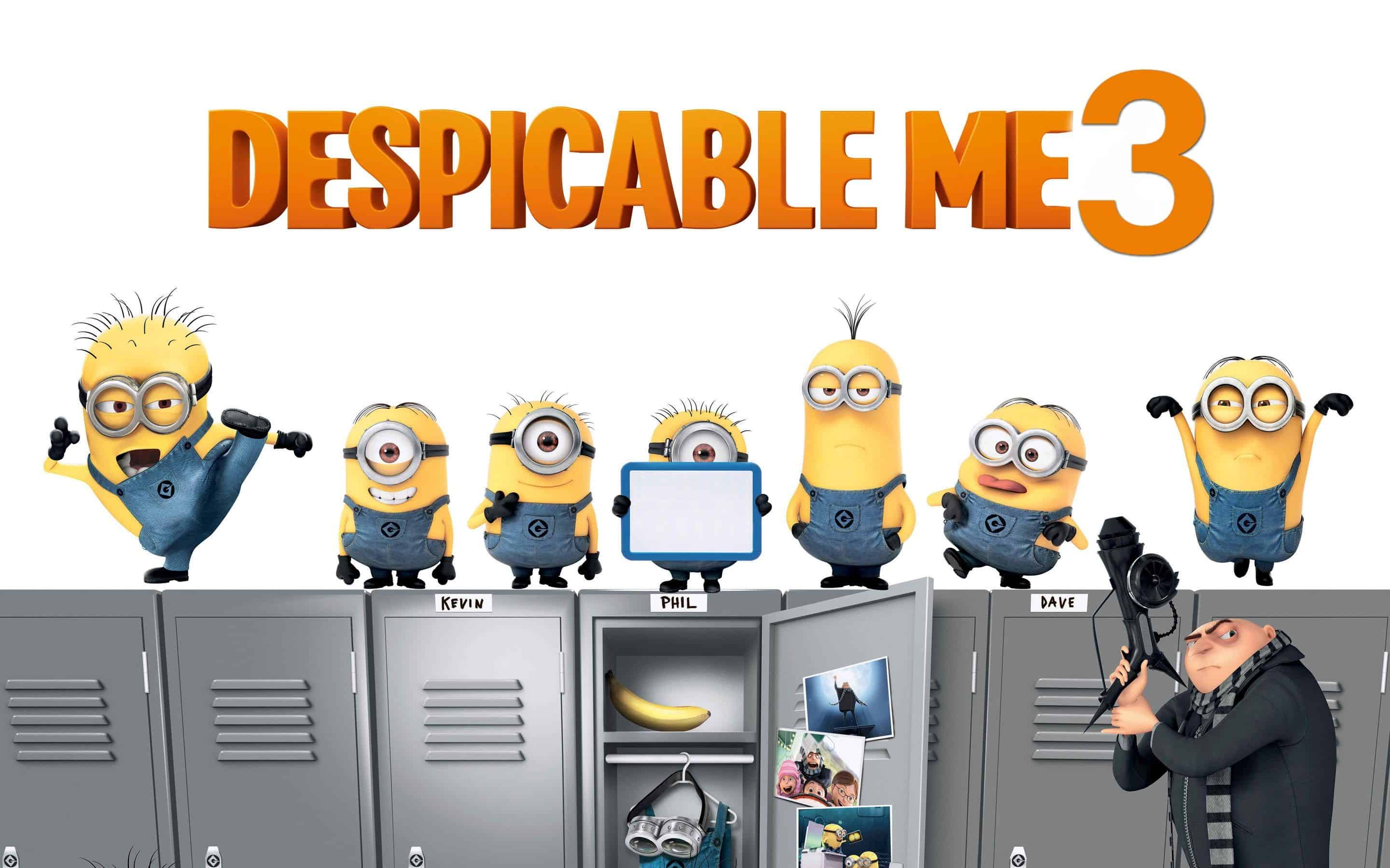 Biareview Com Despicable Me 3 Can you clap your hands? biareview com despicable me 3