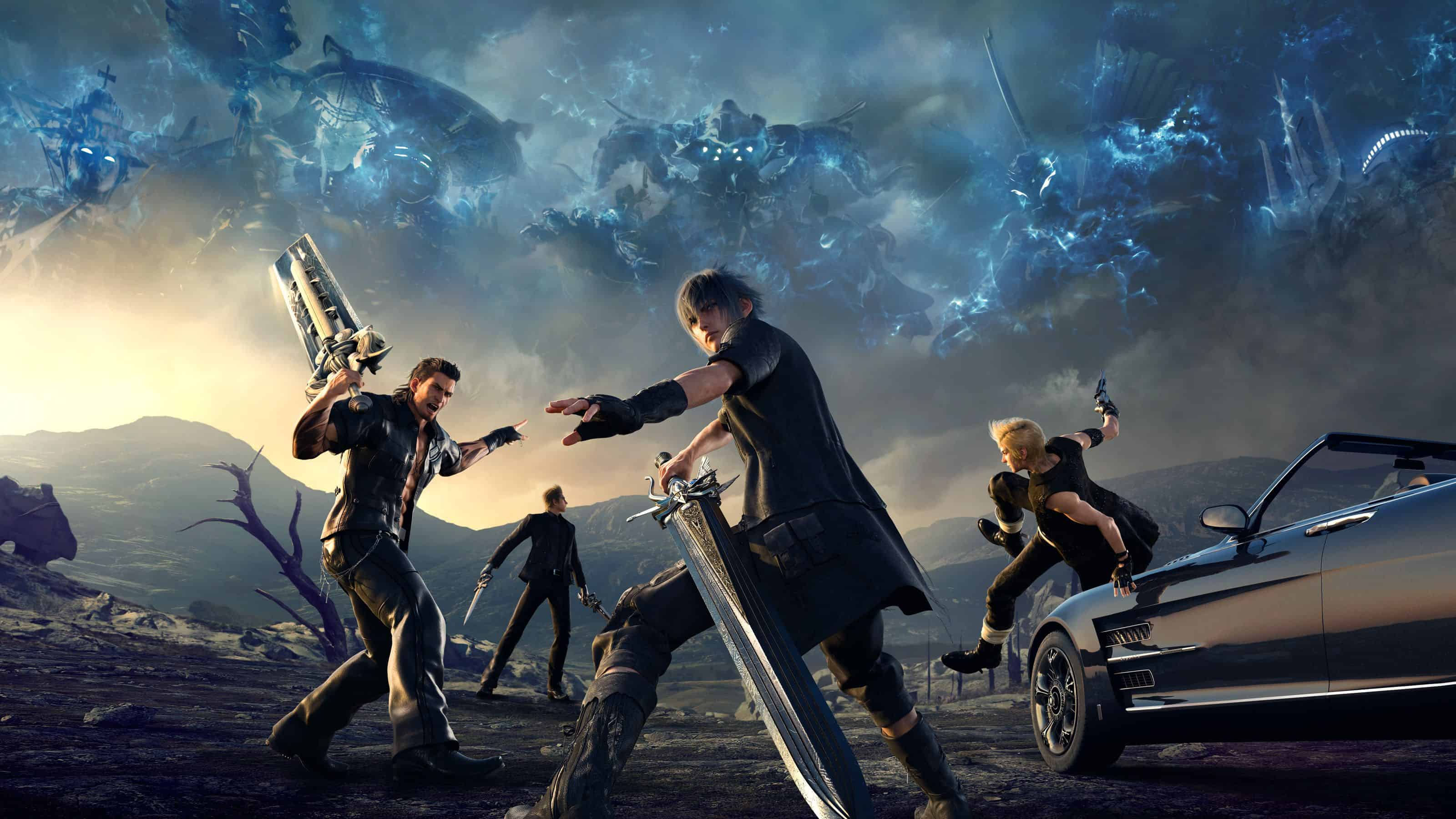 Biareview Com Final Fantasy Xv