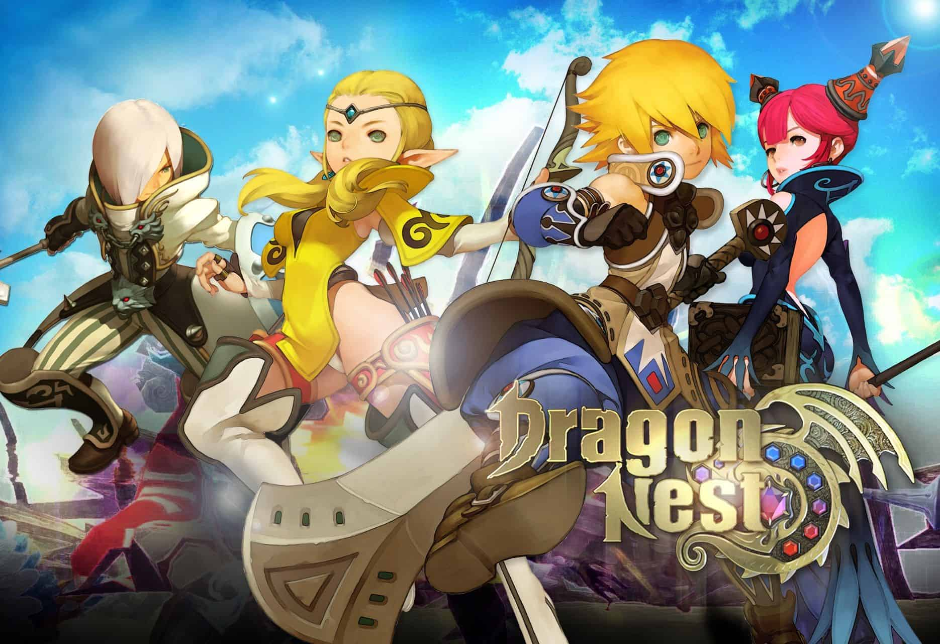 dragon heroes shooter rpg 4pda