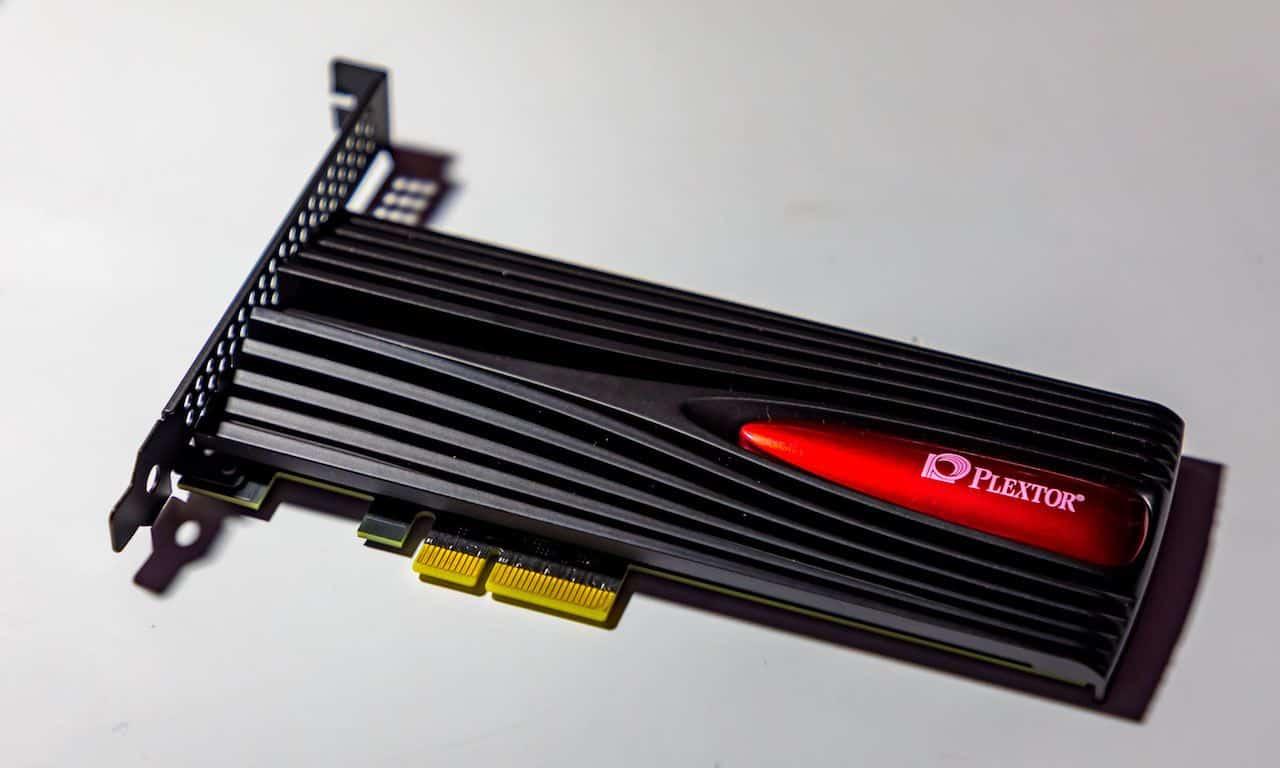 Plextor M9Pe AIC 256GB NVMe PCI-Express 3.0 x4 3D NAND Internal Solid State Driv