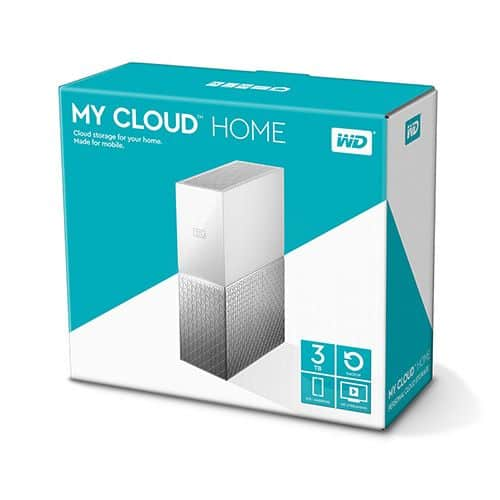 Biareview com - WD My Cloud Home