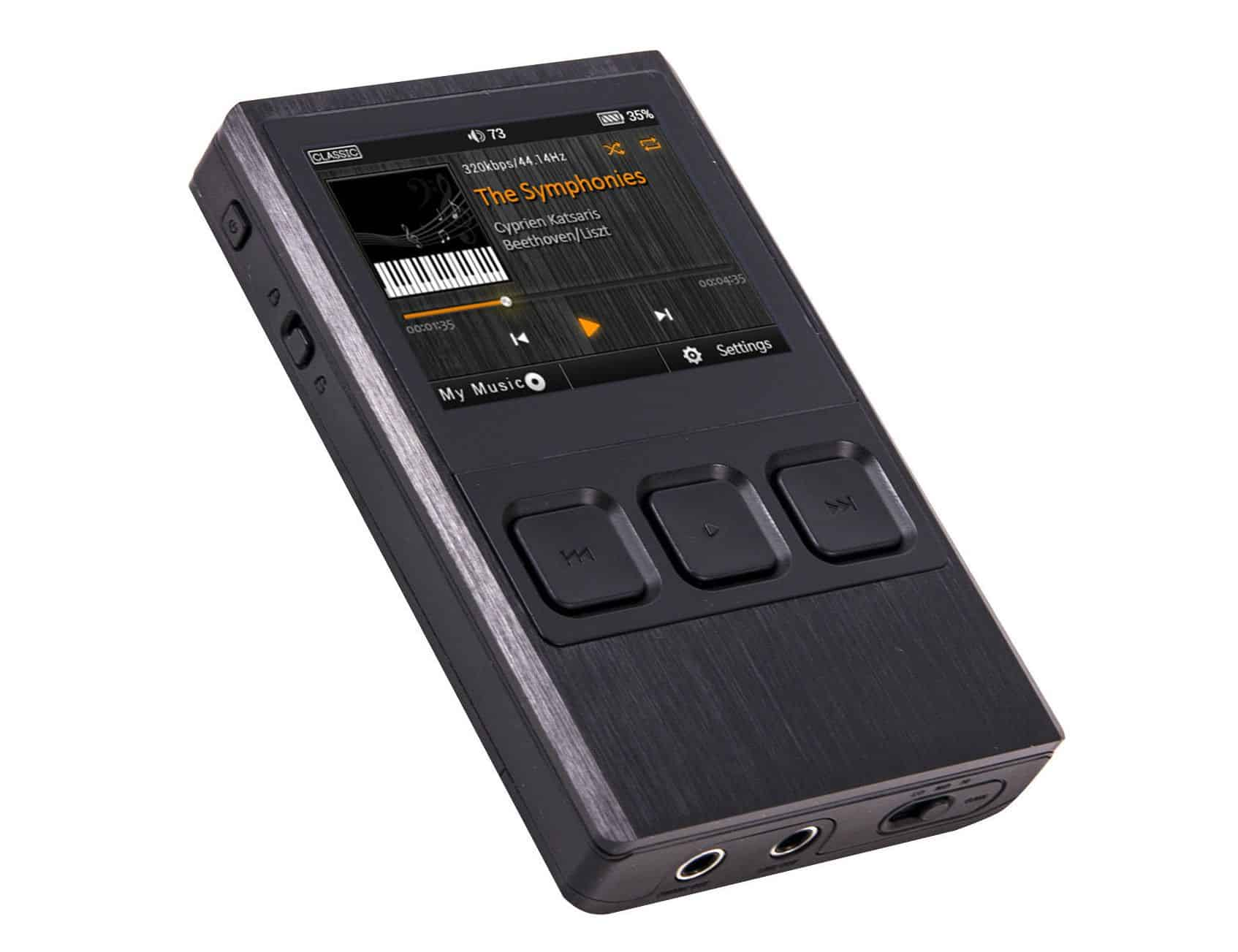 fiio x5 2nd gen custom firmware