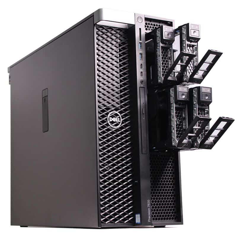 Biareview com - Dell Precision 7820