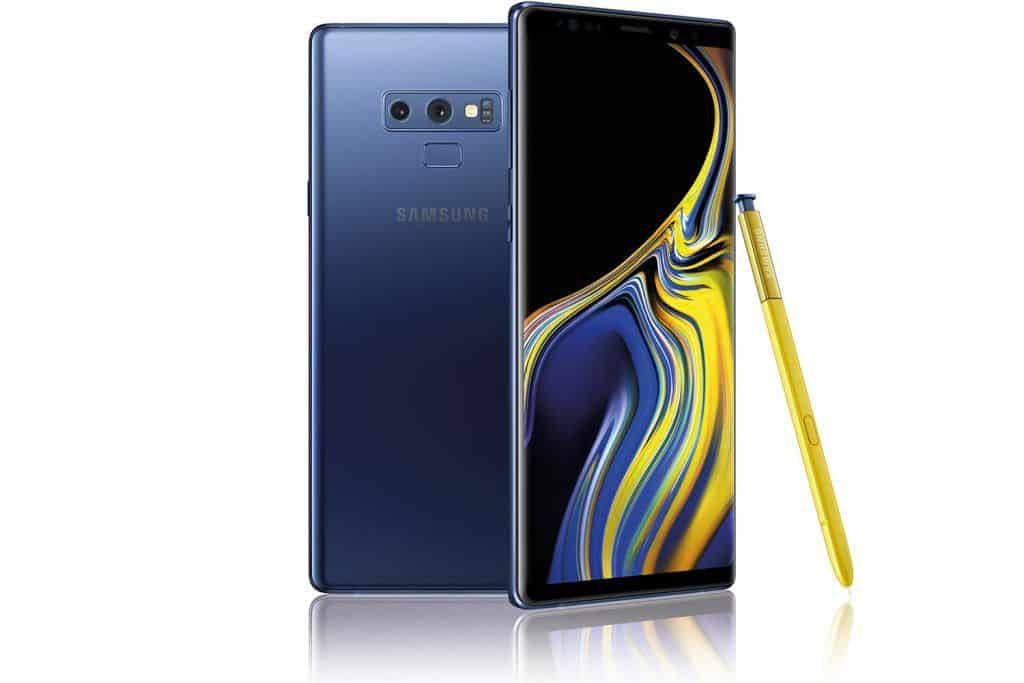 Biareview Com Samsung Galaxy Note 9