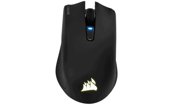 CORSAIR Black HARPOON RGB Wireless Optical Gaming Mouse