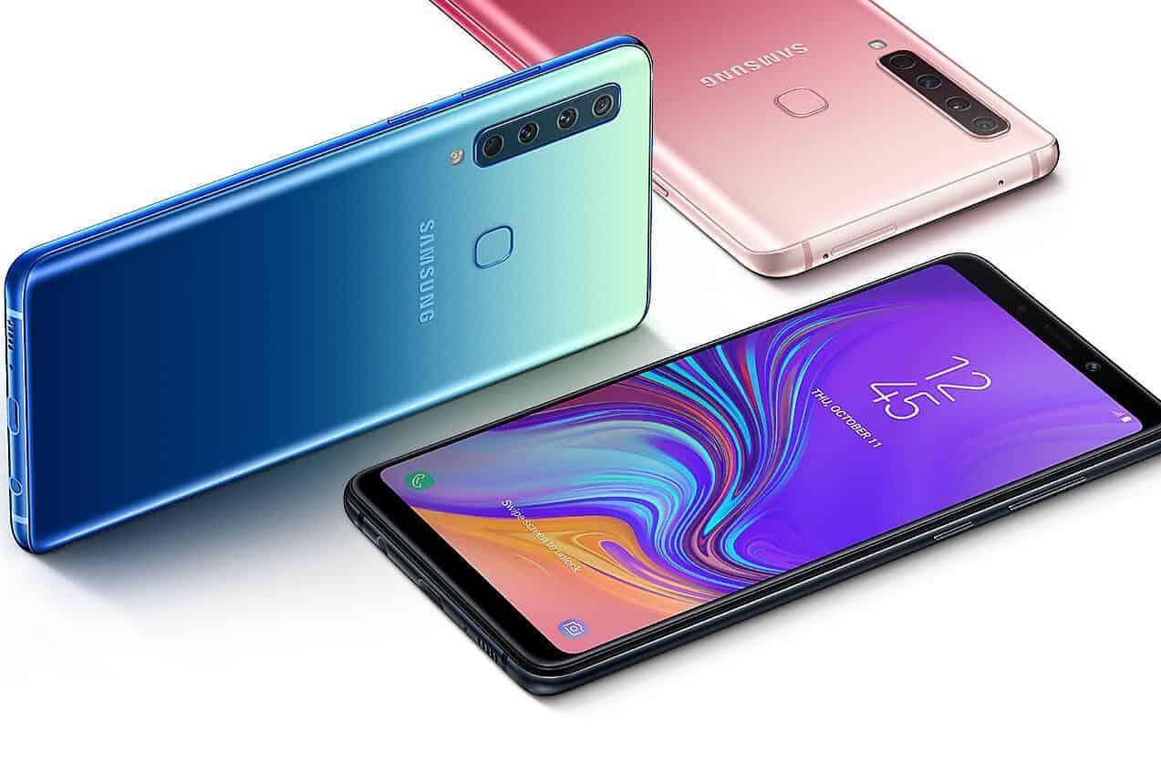 Biareview Com Samsung Galaxy A9