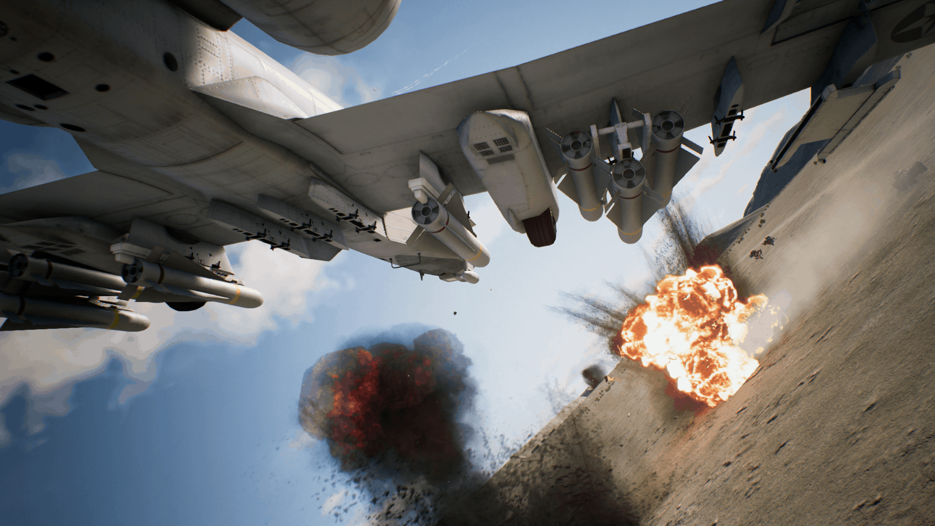 Biareviewcom Ace Combat 7 Skies Unknown