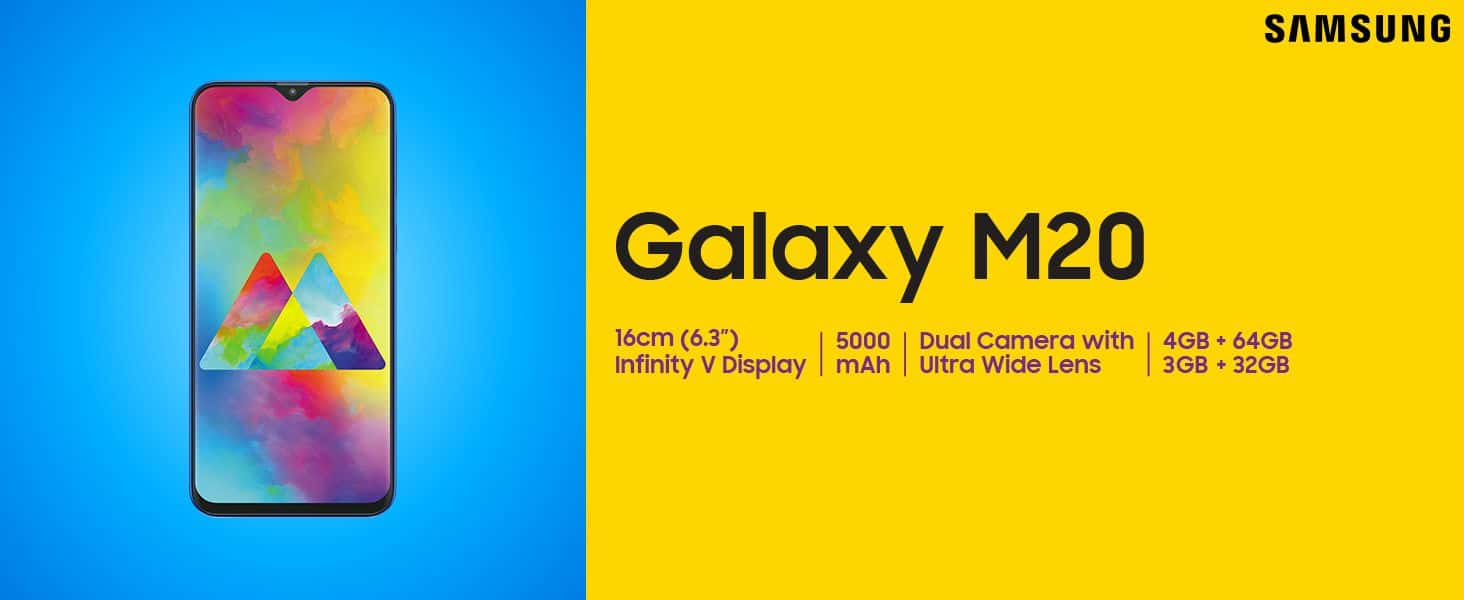 Biareview Com Samsung Galaxy M20