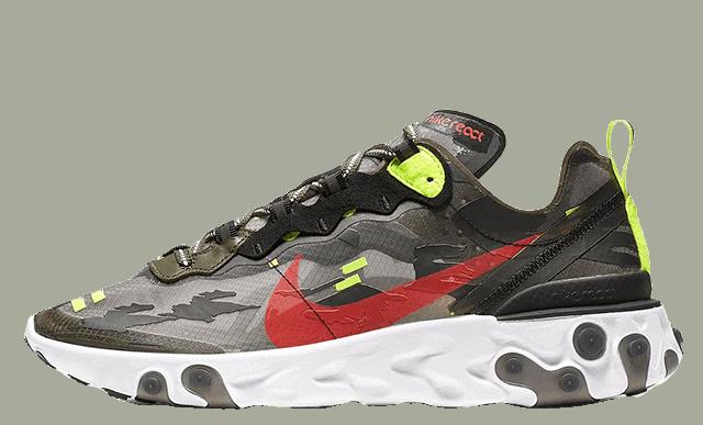 Biareview.com - Nike React Element 87