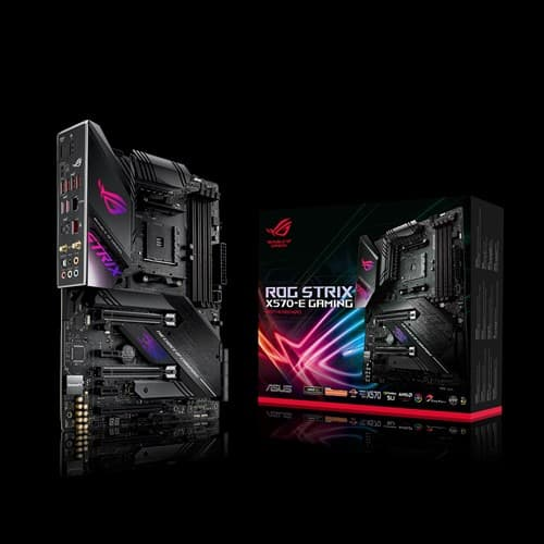 asus rog strix x570-e gaming atx am4 motherboard amd - compatible with threadripper? vs ram compatibility