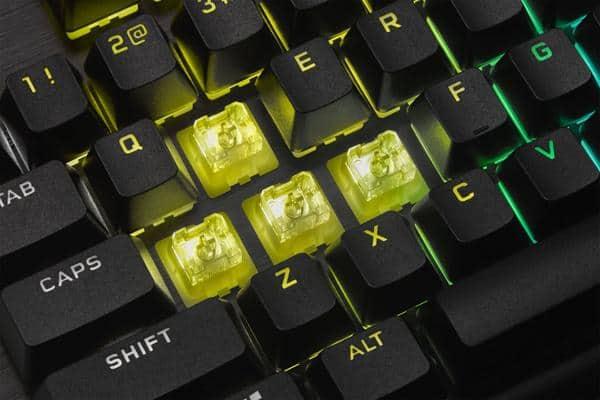 Corsair K60 RGB Pro SE Mechanical Keyboard