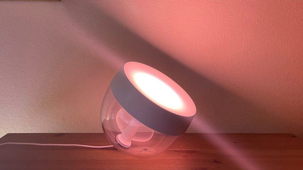 philips - hue iris white and color ambiance table lamp colour led silver & smart gold 2 0 clear gen4 transparent review 2020