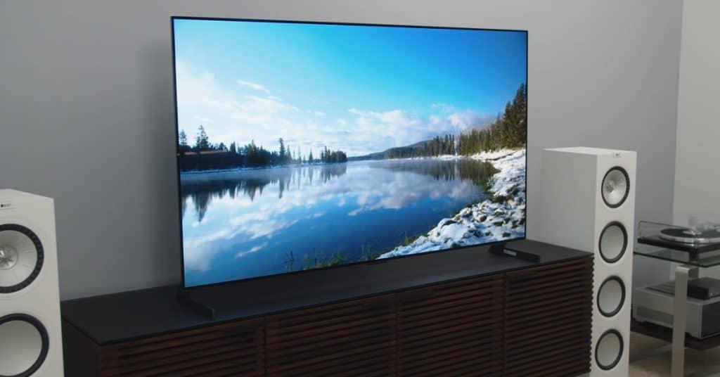 LG Gallery Series GX 4K HDR OLED TV